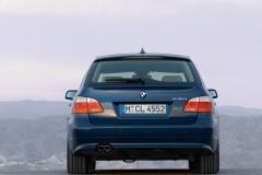BMW 5 sērijas Touring E61 universāla foto attēls 7