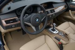 BMW 5 sērijas Touring E61 universāla foto attēls 9
