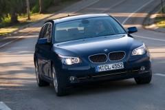 BMW 5 sērijas Touring E61 universāla foto attēls 10
