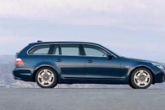 BMW 5 sērijas Touring E61 universāla foto attēls 12
