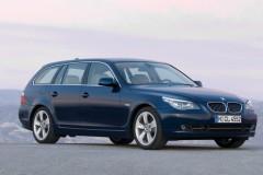 BMW 5 sērijas Touring E61 universāla foto attēls 1