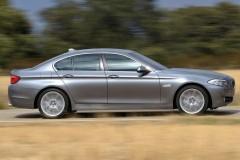 BMW 5 series F10 sedan photo image 5