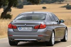 BMW 5 series F10 sedan photo image 4