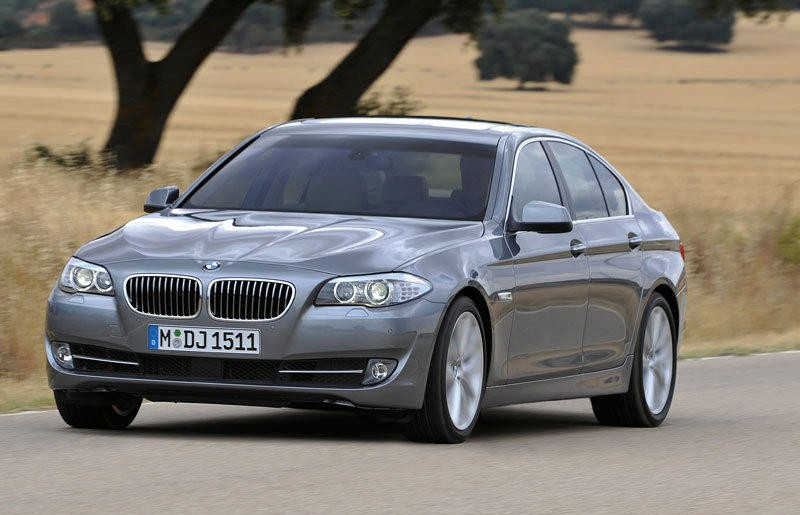 bmw 528i 2012 fuel consumption