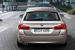 BMW 5 sērijas Touring F11 universāla foto attēls 4