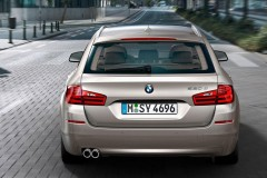 BMW 5 serie Touring F11 familiar foto 4