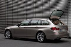 BMW 5 sērijas Touring F11 universāla foto attēls 5