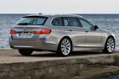 BMW 5 serie Touring F11 familiar foto 6