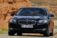 BMW 5 serie Touring F11 familiar foto 7