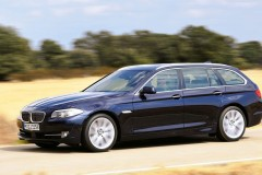 BMW 5 serie Touring F11 familiar foto 9