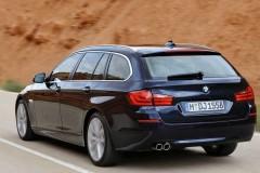 BMW 5 serie Touring F11 familiar foto 1