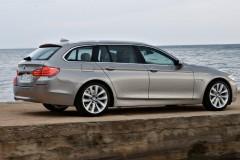 BMW 5 serie Touring F11 familiar foto 18