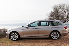 BMW 5 sērijas Touring F11 universāla foto attēls 14