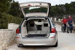 BMW 5 sērijas Touring F11 universāla foto attēls 13