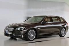 BMW 5 sērijas Touring F11 universāla foto attēls 16