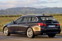 BMW 5 sērijas Touring F11 universāla foto attēls 17