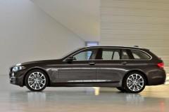 BMW 5 sērijas Touring F11 universāla foto attēls 18