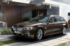 BMW 5 sērijas Touring F11 universāla foto attēls 20