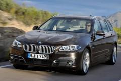 BMW 5 sērijas Touring F11 universāla foto attēls 3