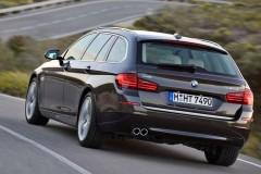 BMW 5 sērijas Touring F11 universāla foto attēls 9