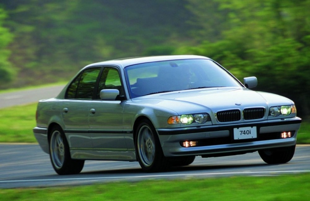 Bmw 7 Series E38 Sedan 1998 2001 Reviews Technical Data Prices