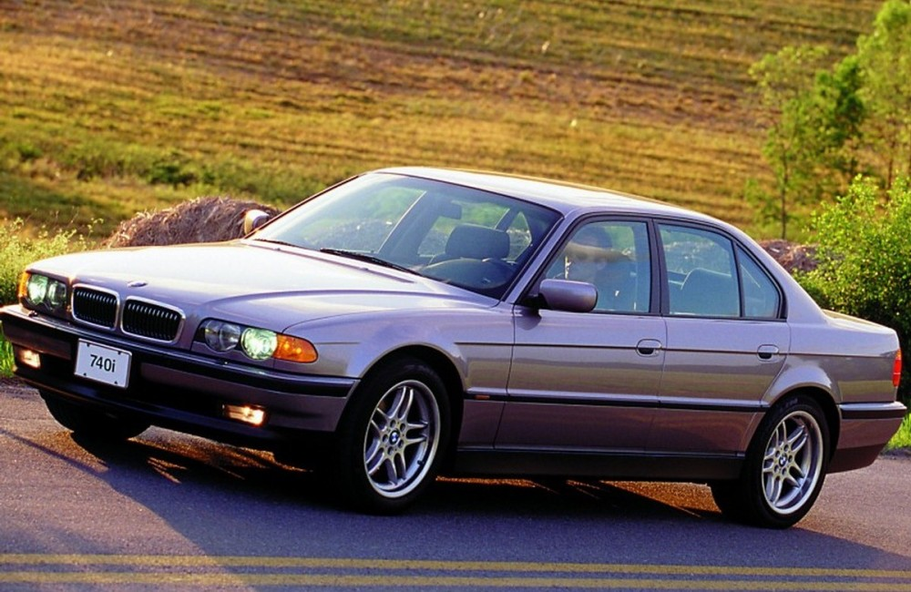 BMW 7 Series 1998 Photo Image
