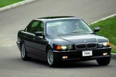 BMW 7 series E38 sedan photo image 4