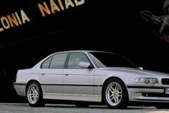 BMW 7 sērijas E38 sedana foto attēls 5