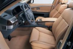 BMW 7 sērijas E65/E66 sedana foto attēls 15