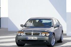 BMW 7 sērijas E65/E66 sedana foto attēls 12