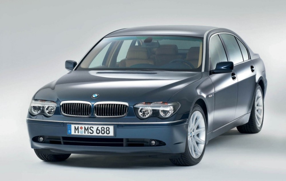 bmw 745li e66 review