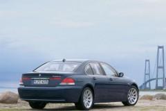 BMW 7 sērijas E65/E66 sedana foto attēls 2