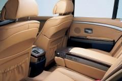 BMW 7 sērijas E65/E66 sedana foto attēls 18