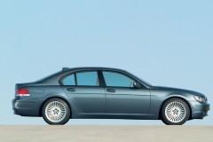 BMW 7 sērijas E65/E66 sedana foto attēls 1