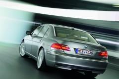 BMW 7 sērijas E65/E66 sedana foto attēls 6