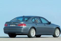 BMW 7 sērijas E65/E66 sedana foto attēls 3