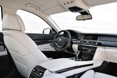 BMW 7 sērijas F01/02 sedana foto attēls 21