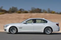 BMW 7 sērijas F01/02 sedana foto attēls 20