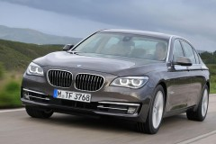 BMW 7 sērijas F01/02 sedana foto attēls 18