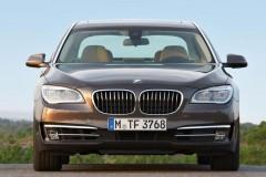 BMW 7 sērijas F01/02 sedana foto attēls 15