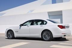 BMW 7 sērijas F01/02 sedana foto attēls 2
