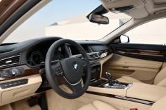 BMW 7 sērijas F01/02 sedana foto attēls 4