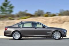 BMW 7 sērijas F01/02 sedana foto attēls 6