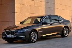 BMW 7 sērijas F01/02 sedana foto attēls 7