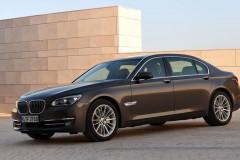 BMW 7 sērijas F01/02 sedana foto attēls 8