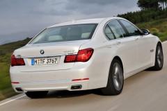 BMW 7 sērijas F01/02 sedana foto attēls 9