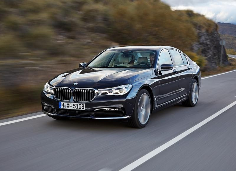 Bmw 7 Series G11 G12 Sedan 2015 Reviews Technical Data