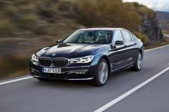 BMW 7 sērijas G11/G12 sedana foto attēls 11