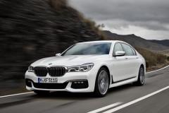 BMW 7 sērijas G11/G12 sedana foto attēls 17