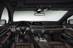 BMW 7 sērijas G11/G12 sedana foto attēls 12